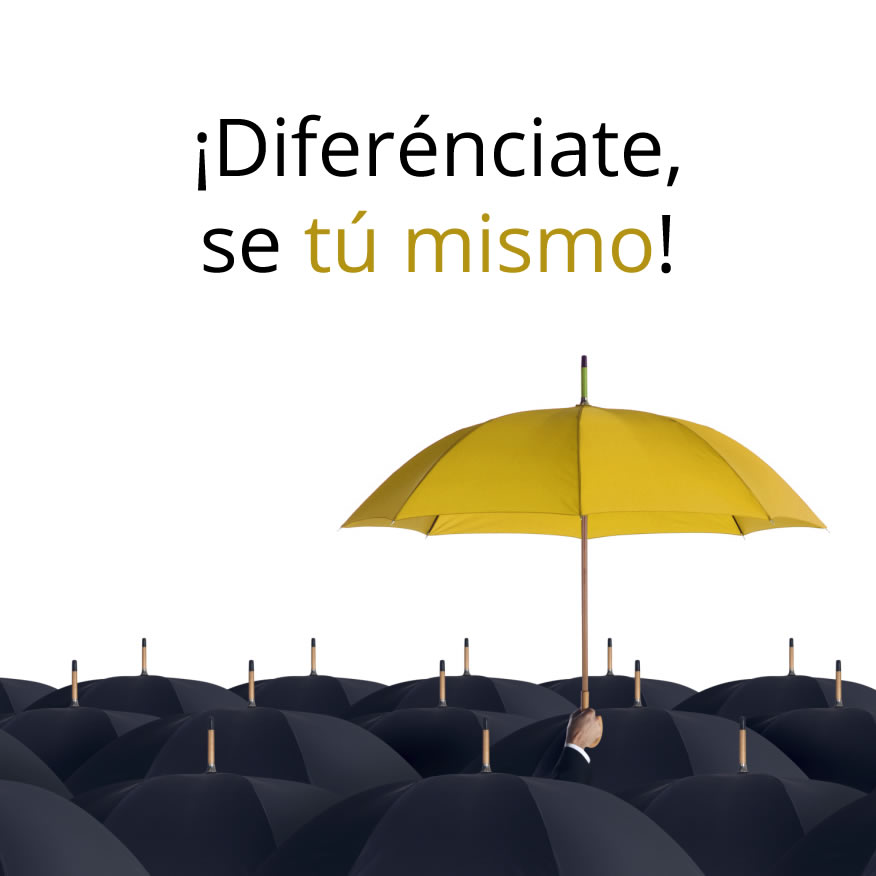 Imagen corporativa y diferenciación