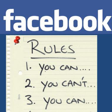 ¡Facebook retira la regla del 20% de texto!